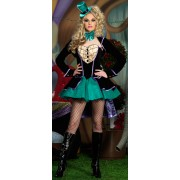 Deluxe Mad Hatter Adult Costume