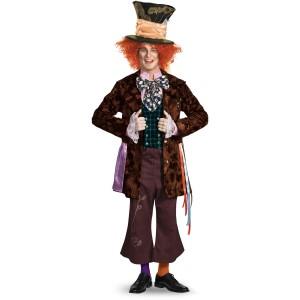 Mad Hatter Elite Costume